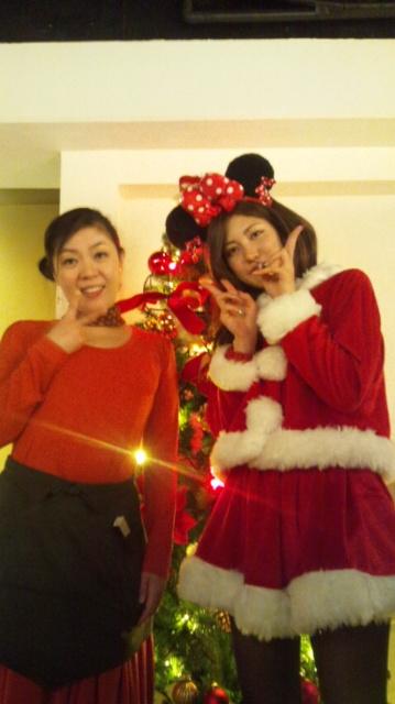 クリスマスWeek!初日もアゲアゲでーす\(^o^)/