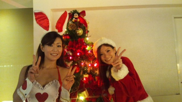 ☆MERRY ♪ CHISTMAS☆彡\(^o^)/☆彡