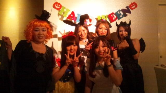 先日の!HALLOWEEN☆パーティ!!